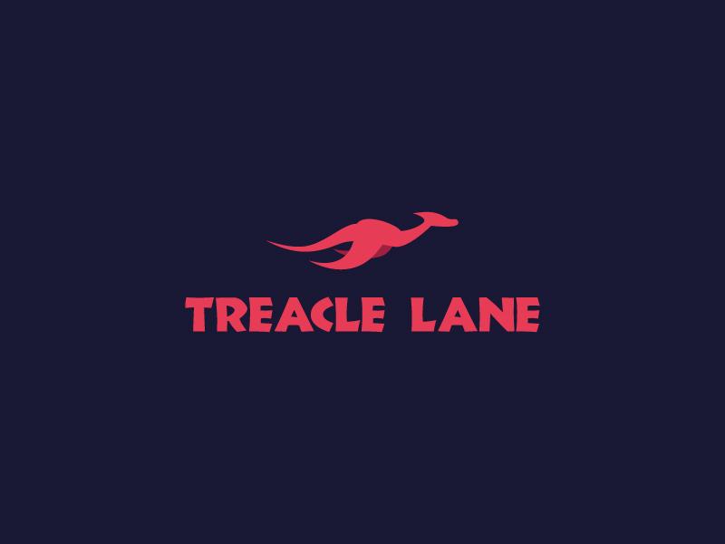 Treacle Lane иллюстрация дизайн дизайн логотипа логотип брендинг. идентичность графический дизайн