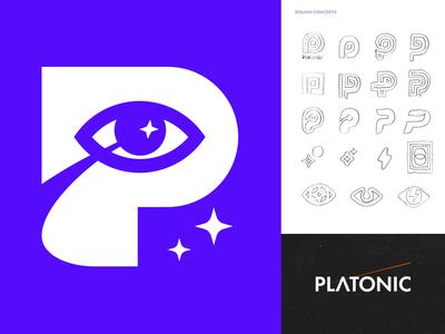 Platonic Light — Logo