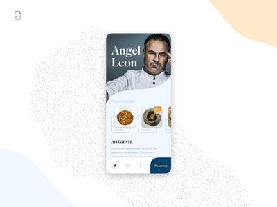Angel Leon — Aponiente by Octavio Vercetti