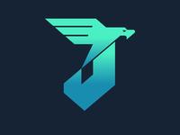 Eagle/'J' Logo