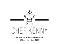 Chef Kenny Private Chef Services design branding logo