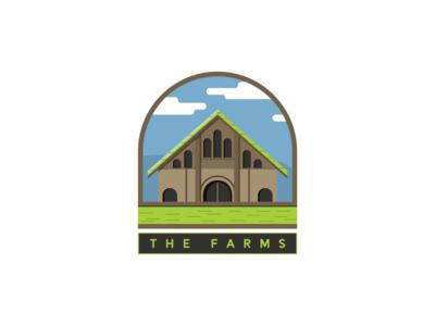 The Farms Logo