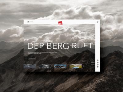 Der Berg Ruft - Swiss Tour Page