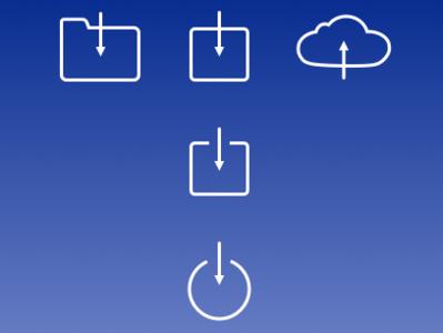 WEEK 02: REDESIGN SAVE ICON icon design new design weekly challenge 100 days of ui challenge