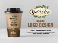 LOGO & PRODUCT LABEL DESIGN vector print design labeldesign branding graphic design product label design logo label design product logo