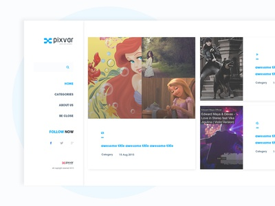 X-Blog