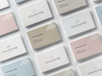 Therapist Logo and Business Cards