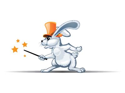 Dribbble mojo helpdesk bunny