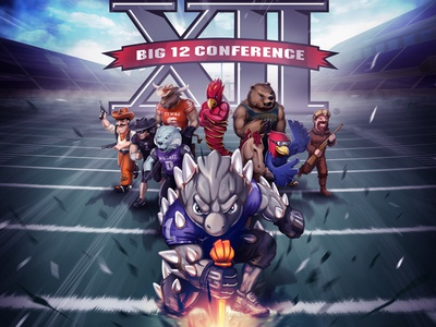 TCU Joins Big 12 Conference