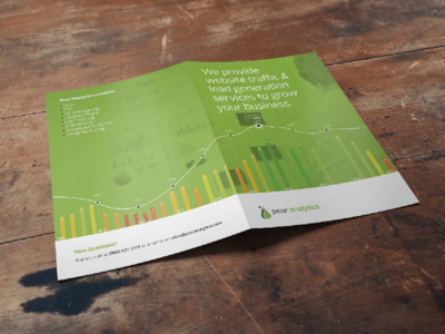 Pear Analytics Bi-Fold Outside