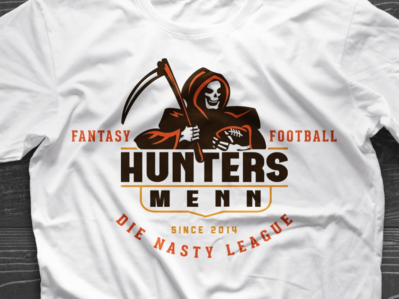Hm die nasty league t shirt original