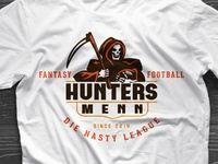 Fantasy Football - Hunters Menn Die Nasty League