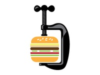 Burger Workshop Icon