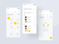 World of Working App II