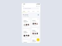 World of Working App - Navigation