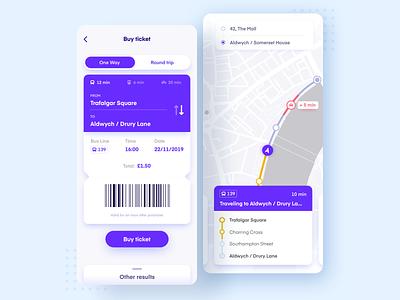 Public transport concept design transit startup cards card app mobile minimal location payment ticket map interface navigation tourism travel transport public transport design ux ui