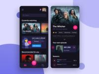 TV Show Tracker App