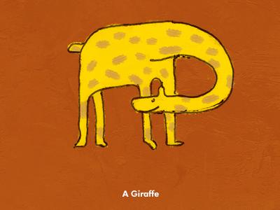 1 giraffe