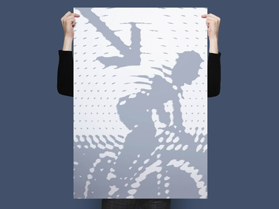 Cycle Route Poster
