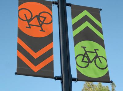 Bike Lane Wayfinding