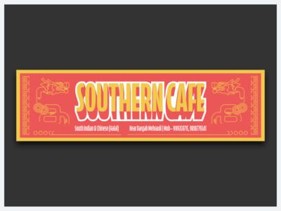 Southern Cafe x Indianama