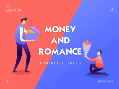 romance and money