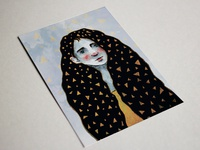 Sad postcard