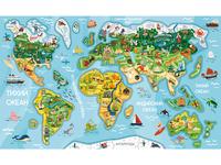 Big World Map Puzzle