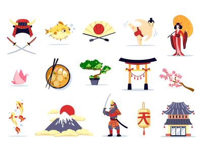 Japan fun sen
