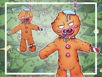Gingerbread Man Depression