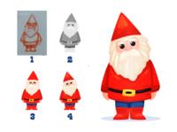 Garden Gnome Simple Tutorial