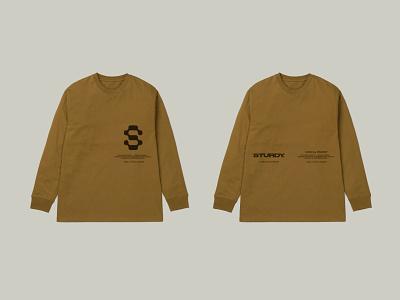 Sturdy - T's design logo shirt