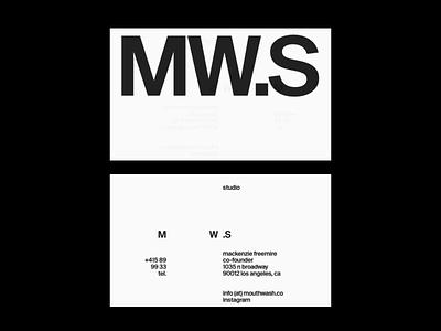 MW.S CARDS home gif hero ui website motion grid design portfolio typography