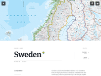 Sweden detail