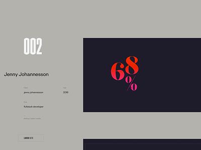 Aristide Benoist — Menu webgl motion gif hover portfolio grid typography ux ui menu