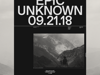 Epic Unknown