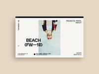 Bi-annual, (Beach)