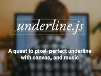 Underline.js demo page