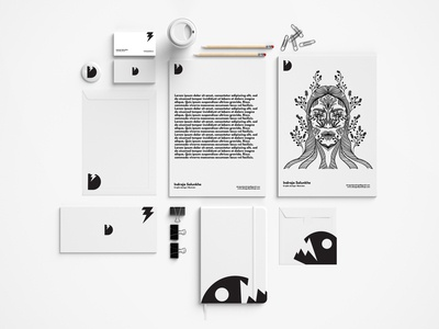 Personal Brand Identity - designsbyindraja