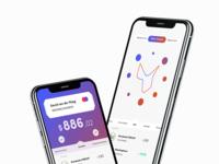 Banking App Prototype UI