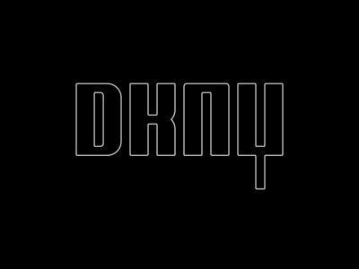 DKNY redesigned