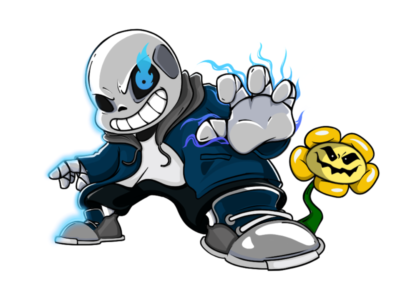 Sans Undertale Fan Art By Jessica Shields On Dribbble