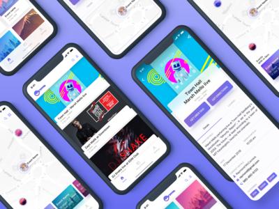 City Lagend - Event App