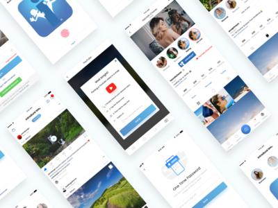 Introduce'em - Social Network App