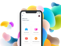 V Services App