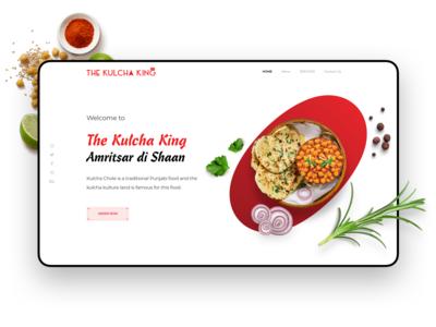 The Kulcha King