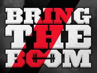 Bring The Boom 001