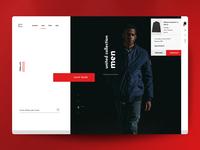 "Web Design Concept: ""Tribulate"""