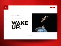 Slide #01 - Awaken Dreamers Concept