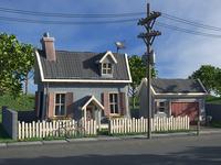 Morning Cottage